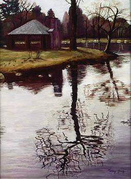 Evening Reflections by Nancy Yang
