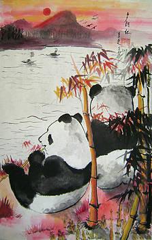 Evening Romance by Lian Zhen