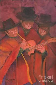 Evening Serenade by Sandy Linden