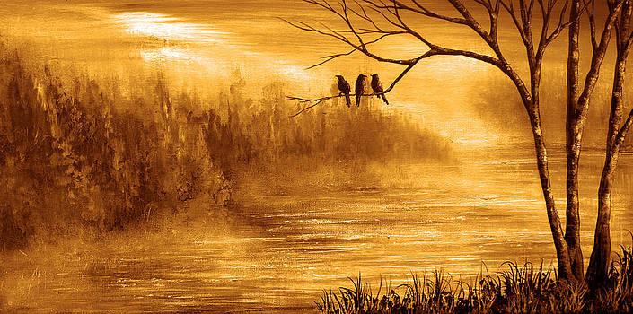 Evening Song by Ann Marie Bone