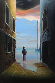 Evening Tide by David Fedeli