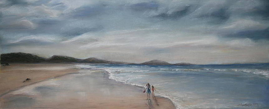Evening Tide by Rachael Curry