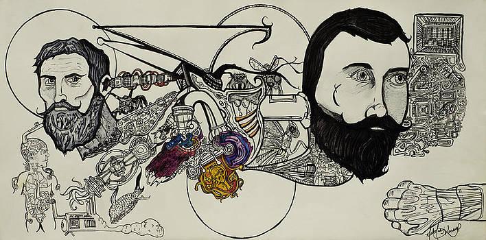 Ever Lasting Youth aka The Organ Eater by Nickolas Kossup