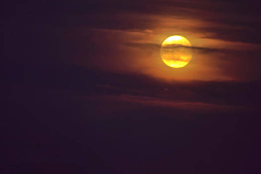Every Full Moon Is Super by Phil Mancuso