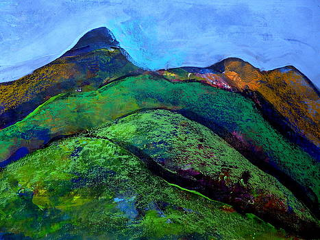 Every Mountain 163 by Aquira Kusume