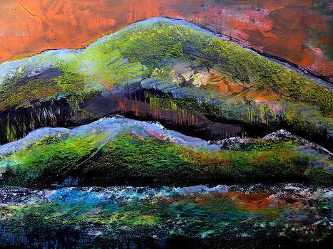 Every Mountain 171 by Aquira Kusume