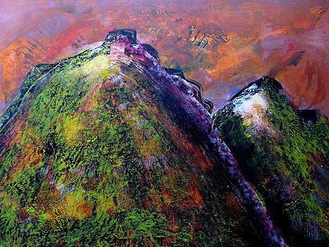Every Mountain 172 by Aquira Kusume