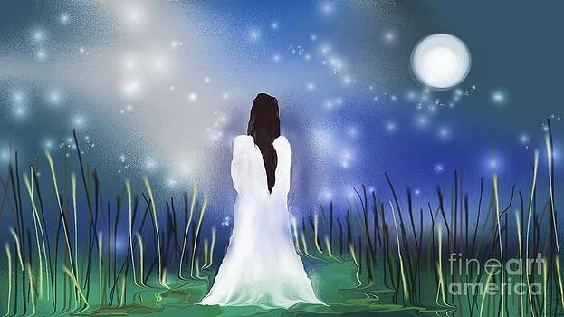 Every single night by Hilda Lechuga