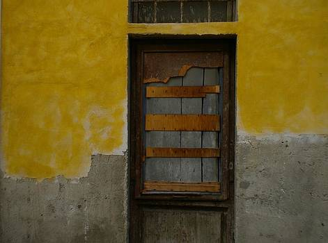 Every Wall Has A Story by Silvia Beneforti