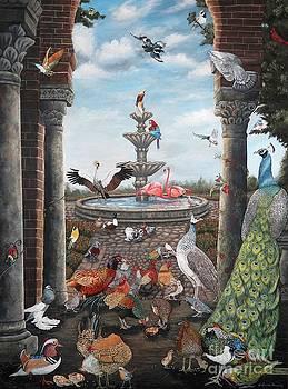 Every Winged Fowl by Amanda Hukill