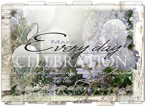 Everyday Celebration by Sabrina Farmer