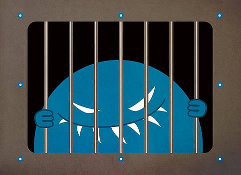 Evil Monster Kingpin Jailed by Boriana Giormova