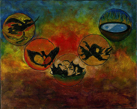 Evolving Enlightenment  by Tamika Lamb