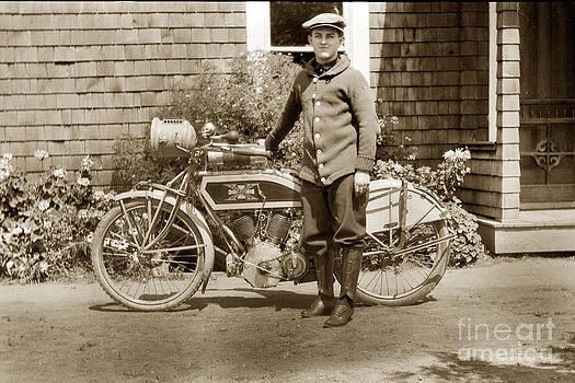 California Views Mr Pat Hathaway Archives - Excalibur Motorcycle California circa 1915