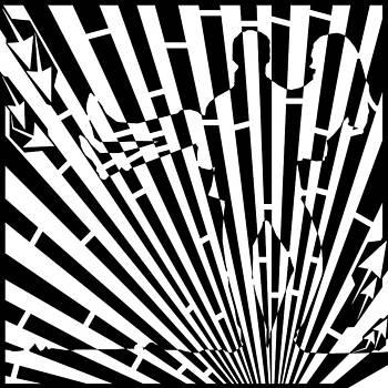 Exceeding Threshold Maze  by Yonatan Frimer Maze Artist