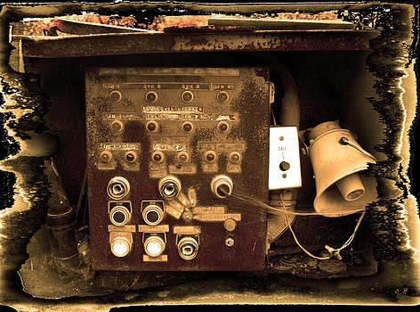 Exeter Concrete I I I - Abandoned by Blaise Pellegrin