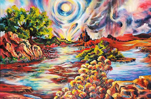 Exhale by Rebecca Shinas-Rehberg