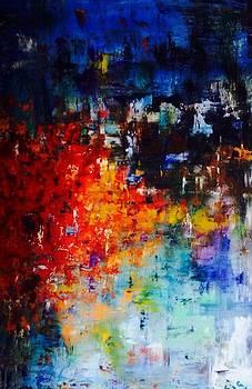 Exploding Death by Joanna Georghadjis