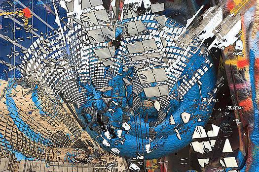 Exploding Graffiti by Don Gradner
