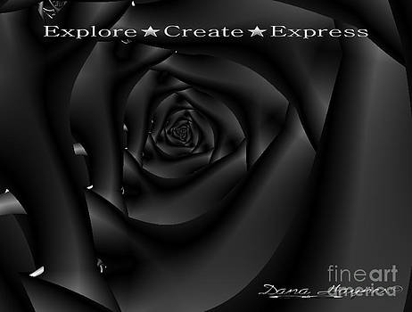 Explore Create Express by Dana Haynes