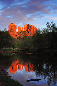 Explorer's Delight in Sedona by Kate Livingston