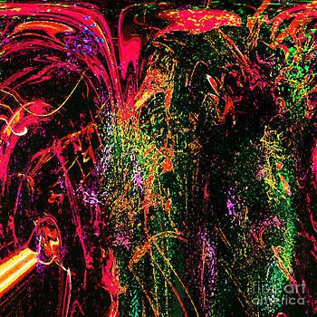 Explosion of Desire by Ashantaey Sunny-Fay