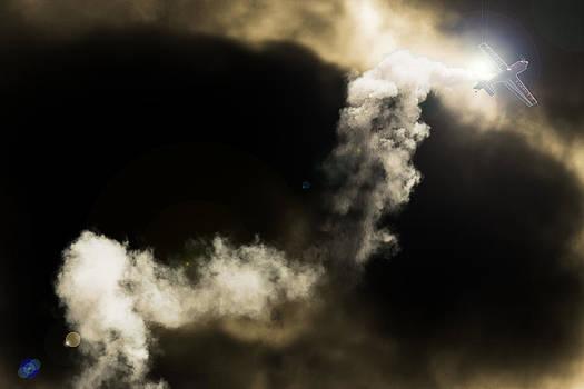 Extra Cloud II by Paul Job