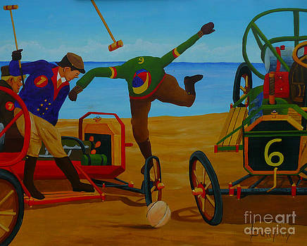 Extreme Beach Polo by Anthony Dunphy