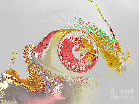 Eye 2 by Soumya Bouchachi