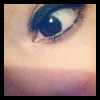 Eye.... #bored by Desiree  Alfaro