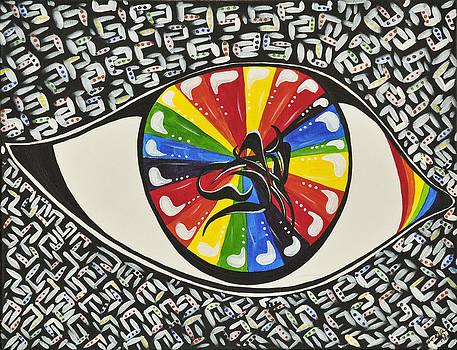 Eye of the Beholder by Sherrell Cisco