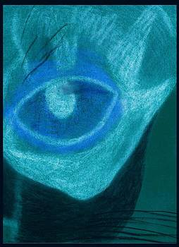 Eye Of Whitey Iii by John Deeter