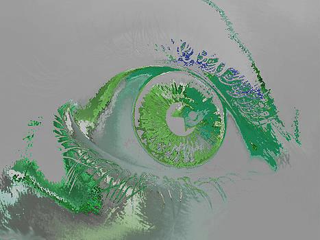 Eye by Soumya Bouchachi