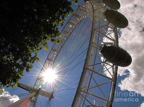 Eye to the Sun by Graham Taylor