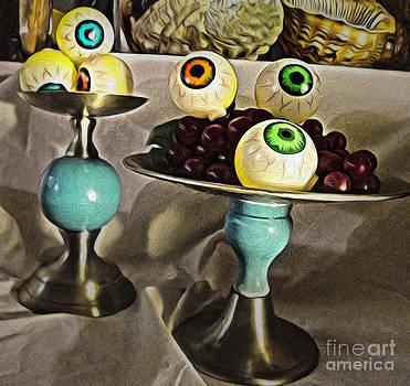 Gregory Dyer - Eyeball Hors doeuvre