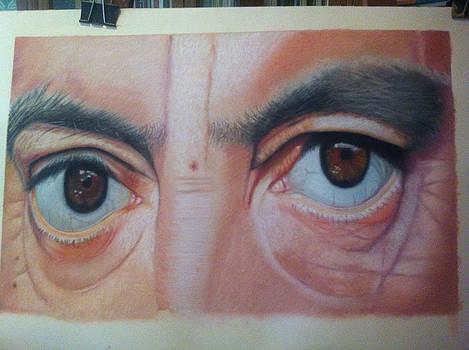 Eyes by Graciela Scarlatto