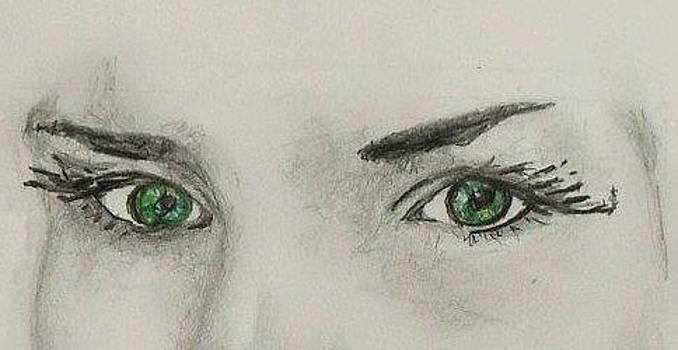 Eyes Have It by Deborah Gorga