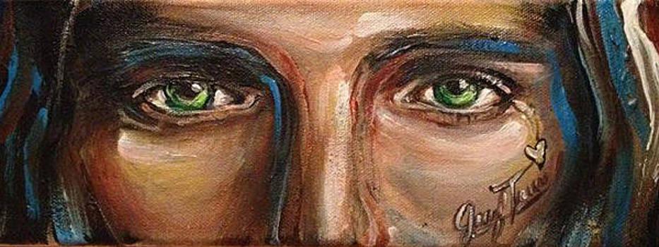 Eyes by Jennifer Treece