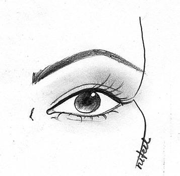 Eyes by Nital Dabhade