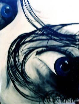 eyes No.1 by Jacob Hostetler