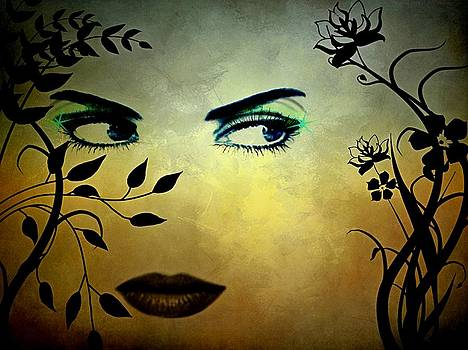 Eyes of Mother Nature by Amanda Struz