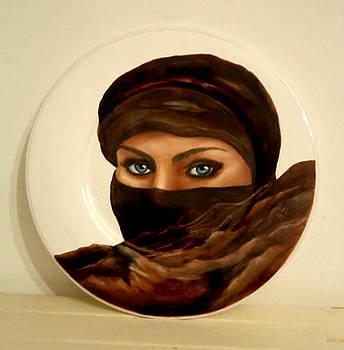 Eyes Of The Desert by Patricia Rachidi