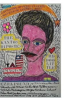 Ezra Pound  by Francesco Martin