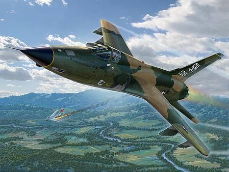 Stu Shepherd - F-105D Thunderchief Mary Kay