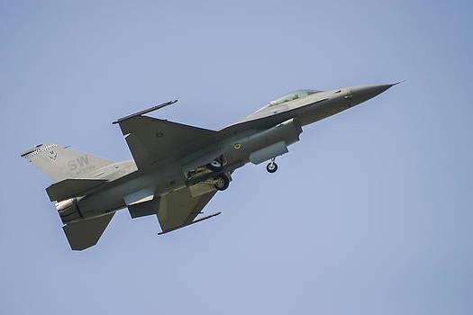 Adam Romanowicz - F-16 Falcon