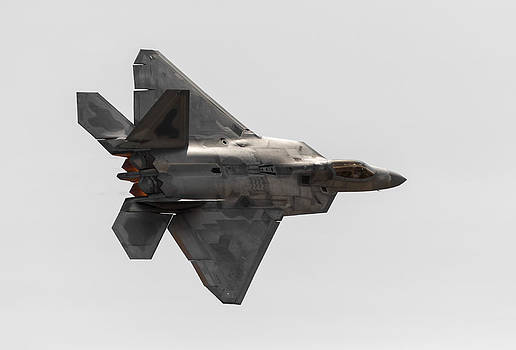 John Daly - F-22 Burner Glow