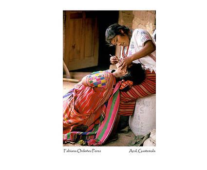 Fabiana Ordonez Perez by Tina Manley