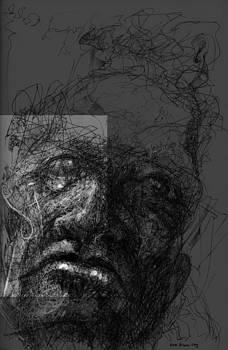 Face In Frame by Eddie Rifkind