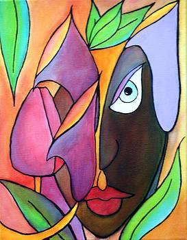 Face Of Nature by Jorge De Jesus