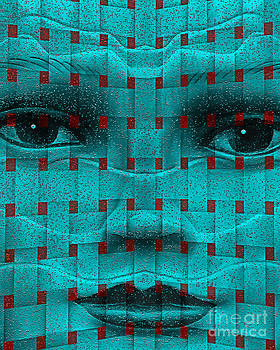 Face Of Siri by Keith Dillon